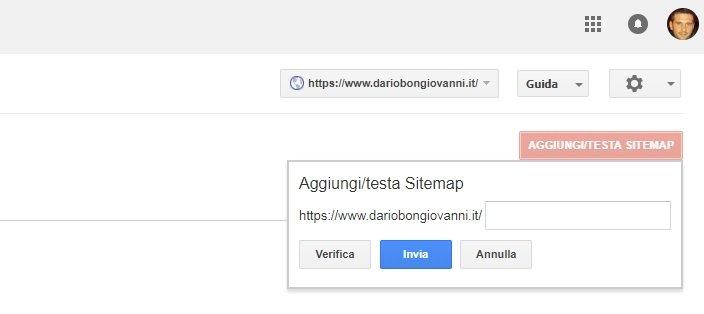 sito non indicizzato su google